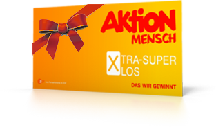 Aktion Mensch Xtra Superlos